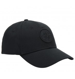 STONE ISLAND COTTON CAP