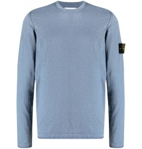 STONE ISLAND CREWNECK COTTON/NYLON