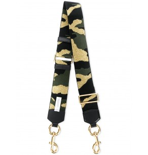 MARC JACOBS CAMOU WEBBING STRAP