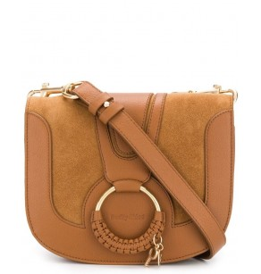 SEE BY CHLOE MED HANA LEATHER/SUEDE