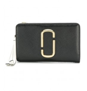 MARC JACOBS COMPACT WALLET MJ