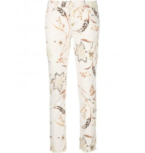 SCHUMACHER HAVANA PLOWER PANTS
