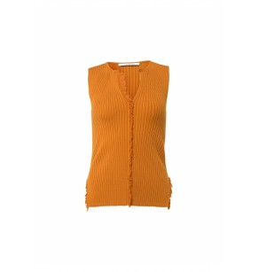 SCHUMACHER SUMMER O-NECK TOP
