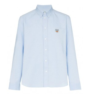 KENZO OXFORD SLIM FIT SHIRT