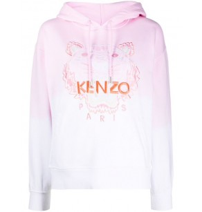 KENZO DID DYED BOXY HOODIE